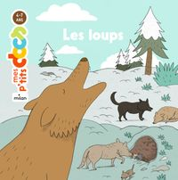 Cover of «Les loups»