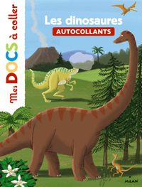 Cover of « Les dinosaures NE »