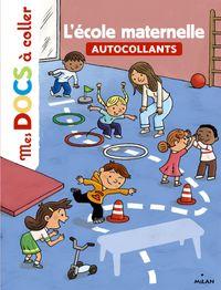 Cover of «L'école maternelle NE»