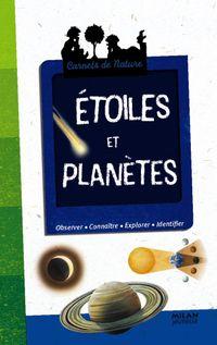 Couverture «Étoiles et planètes»