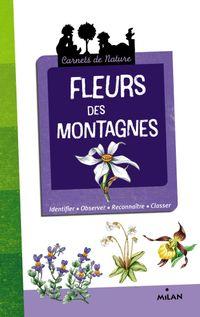 Couverture «Fleurs des montagnes»
