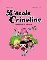 Cover of «Une rentrée de princesse»