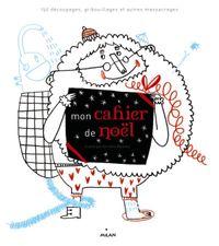 Couverture «Mon cahier de Noël»