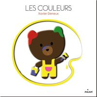 Cover of «Les couleurs»