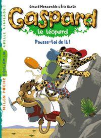 Cover of «Pousse-toi de là !»