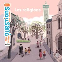 Cover of «Les religions»