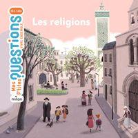 Couverture «Les religions»