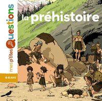Couverture «La préhistoire»