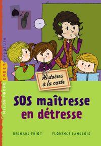 Couverture «SOS maîtresse en détresse»