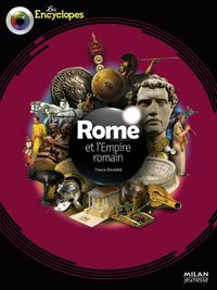 Couverture « Rome et l'empire romain »