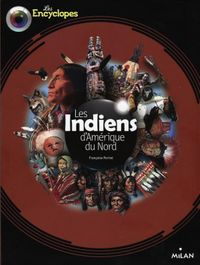Couverture «Les Indiens d'Amérique du Nord»