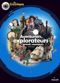 Couverture «Explorateurs, aventuriers et grands voyageurs»