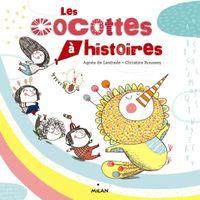 Couverture «Les cocottes à histoires»