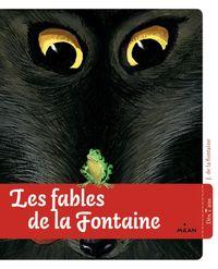 Couverture «Les fables de La Fontaine»