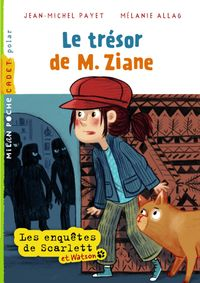 Cover of « Le trésor de M. Ziane »
