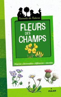 Couverture «Fleurs des champs»