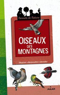 Couverture «Oiseaux des montagnes»