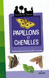 Cover of « Papillons et chenilles »