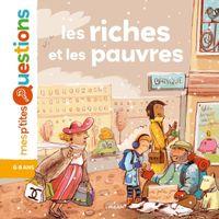 Cover of «Les riches et les pauvres»