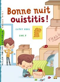 Cover of «Bonne nuit, ouistitis !»