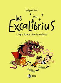 Cover of «L'ogre vorace aime les enfants»