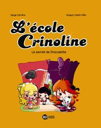 Cover of « Le secret de Draculette »