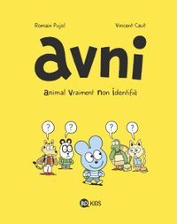 Cover of « Animal Vraiment Non Identifié »