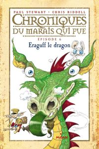 Couverture « Eraguff le dragon »