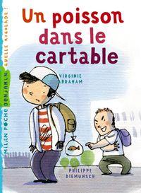 Cover of «Un poisson dans le cartable»