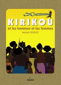 Couverture «Kirikou et les hommes et les femmes»