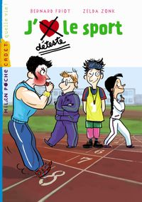 Cover of « J'aime / Je déteste le sport »