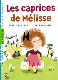 Cover of « Les caprinces de Mélisse »
