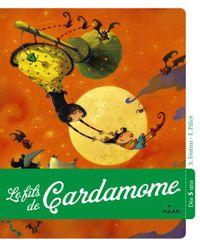 Cover of «Le fils de Cardamome»