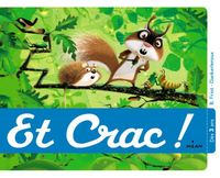Cover of « Et crac ! »