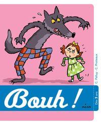 Couverture «Bouh !»