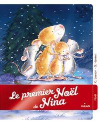 Couverture «Le premier Noël de Nina»