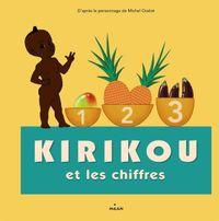 Couverture «Kirikou et les chiffres»