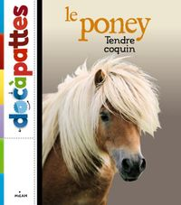 Couverture « Le poney »