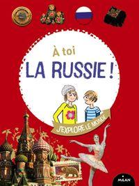 Couverture «À toi la Russie !»