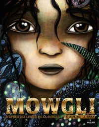 Couverture « Mowgli – le livre de la jungle »