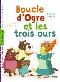 Couverture «Boucle d'ogre et les trois ours»