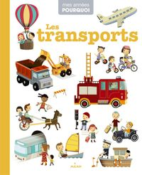 Cover of «Les transports»