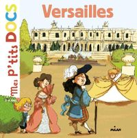 Cover of « Versailles »