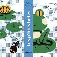 Cover of «Les p'tites bêtes»