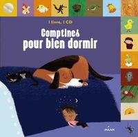 Couverture «Comptines pour bien dormir + CD»