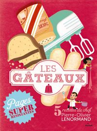 Cover of «Les gâteaux»