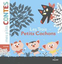 Cover of «Les trois petits cochons»