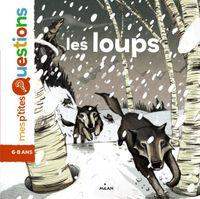 Couverture «Les loups»