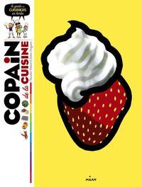 Cover of «Copain de la cuisine»