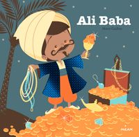 Cover of « Ali Baba »